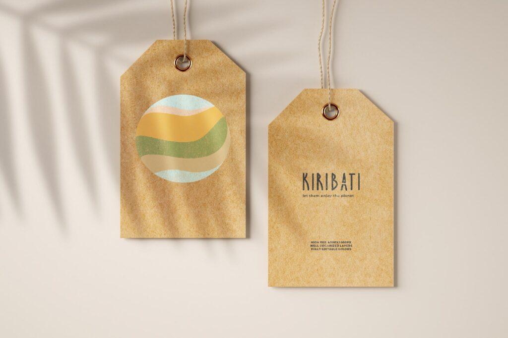 En la imagen vemos el trabajo realizado por nuestra agencia de branding, en el trabajo de desarrolló la imagen corporativa de una marca de Valencia